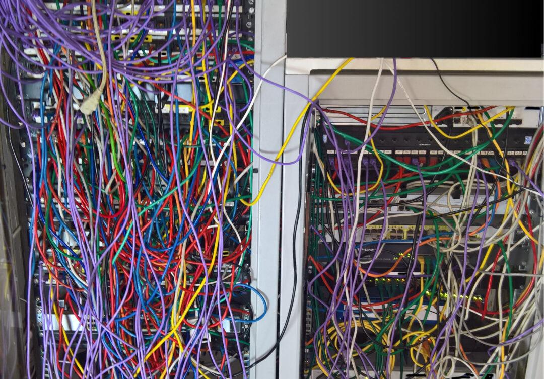 Messy Rack
